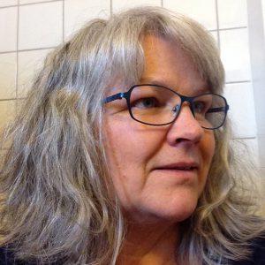 Portrett av Aud Jorunn Haugen Hakestad
